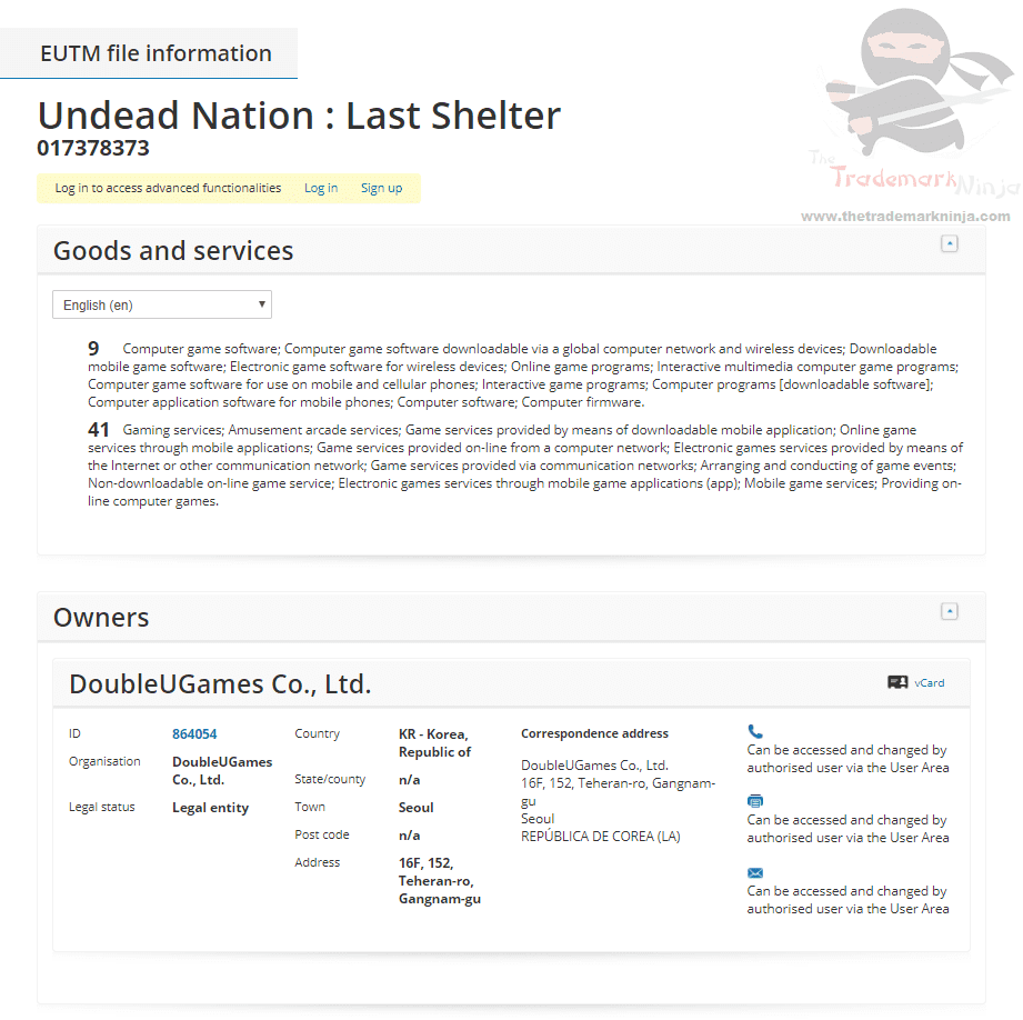 Undead Nation New EUTM suggests a new Undead Nation game is imminent UndeadNation LastShelter
