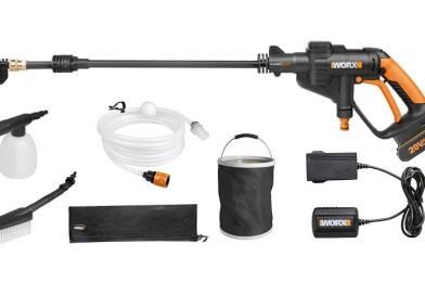 WIN 1 Worx 20V Hydroshot Kit!