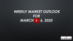 Weekly Market Outlook For March 2 - 6, 2000:  Historic Week - Paradise For Traders, A Nightmare For Investors