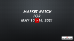 Market Watch For May 10-14, 2021 - A Raging Bull Market in Digital Assets
