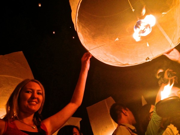 Yi Peng Festival in Chiang Mai: Things to Know Before You Go