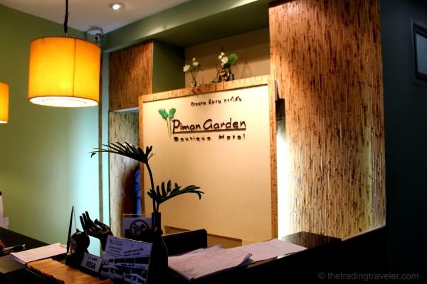 Piman Garden Boutique Hotel Khon Kaen