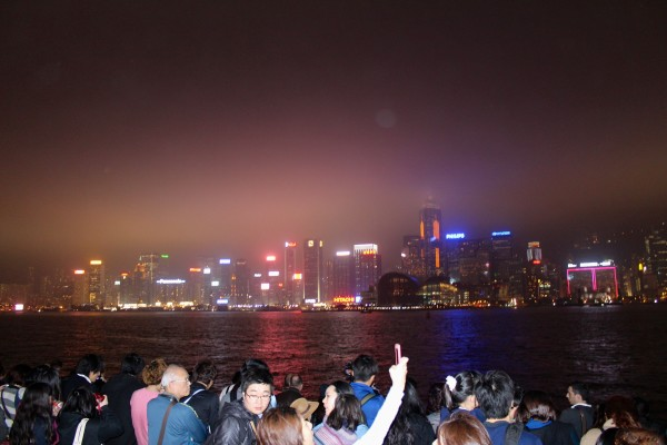 hong kong symphony of lights
