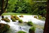 english garden waterfall