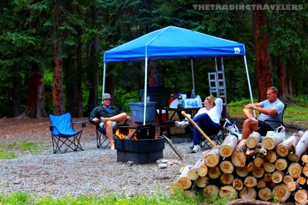 south mineral camping
