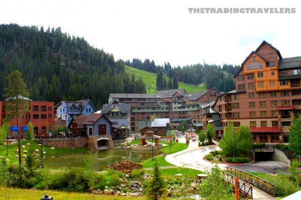 winter park resort village
