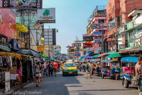 bangkok 2 days