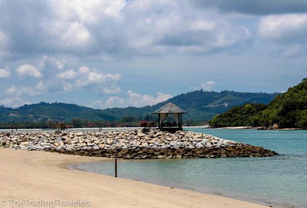 vivanta by taj rebak island resort