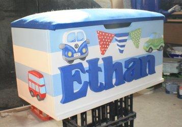 Ethan Vehicle Theme