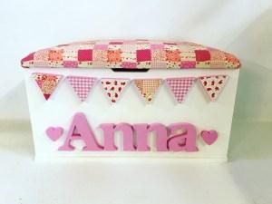 Girl Toy Box Designs