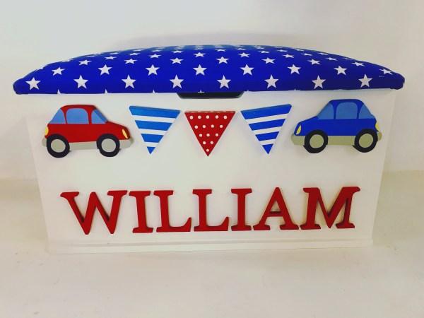 Car Toy box