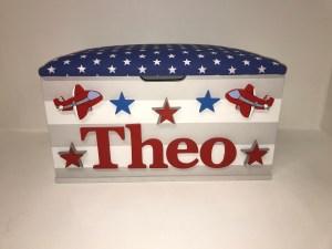 Boy Toy Box Designs