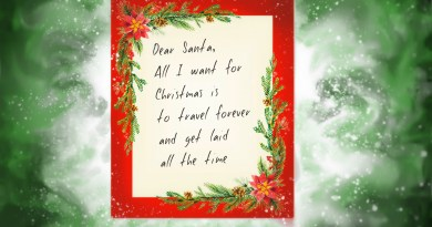 Tragic Traveller Christmas