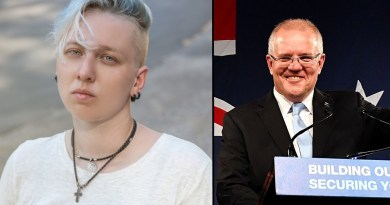 Distraught leftie refuses to come home to Australia