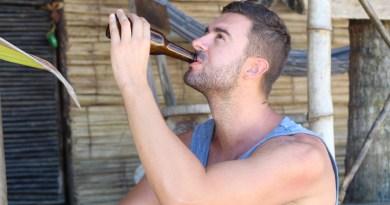 Booze-fuelled holiday in Phuket