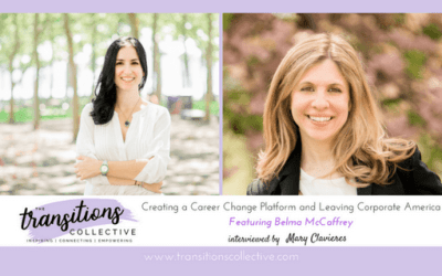 Episode 03: Creating a Career Change Platform and Leaving Corporate America