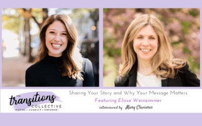 Episode 23: Sharing Your Story and Why Your Message Matters