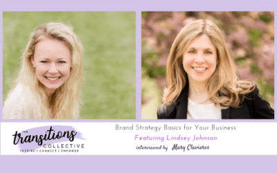 Episode 25: Brand Strategy Basics for Your Business