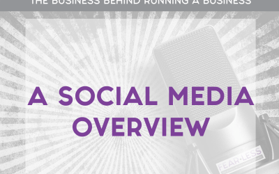 Episode 116: A Social Media Overview