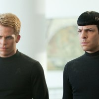 the REVIEW: STAR TREK | INTO THE DARKNESS
