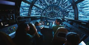 SWGE Millennium Falcon - Star Wars: GalaxyÕs Edge Ð Millennium Falcon: Smugglers Run