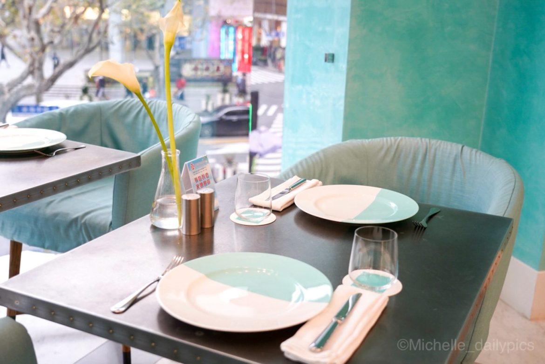 dsc07317 1 - The Tiffany Blue Box Cafe - 上海でティファニーアフタヌーンティーを満喫