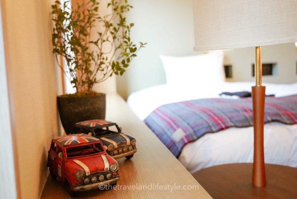 TWIN-LINE HOTEL客室インテリア