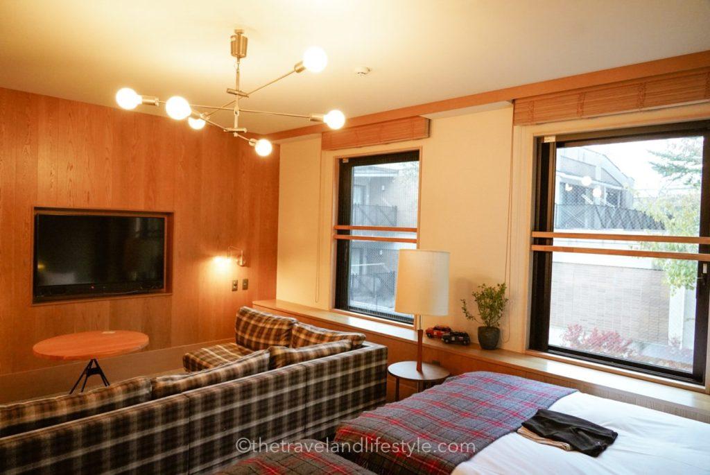 TWIN-LINE HOTEL客室