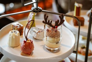 Four Seasons Hotel Tokyo at Otemachi_Festive Afternoon tea