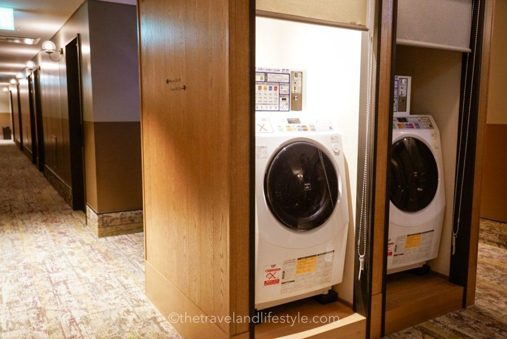 TWIN-LINE HOTEL洗濯機