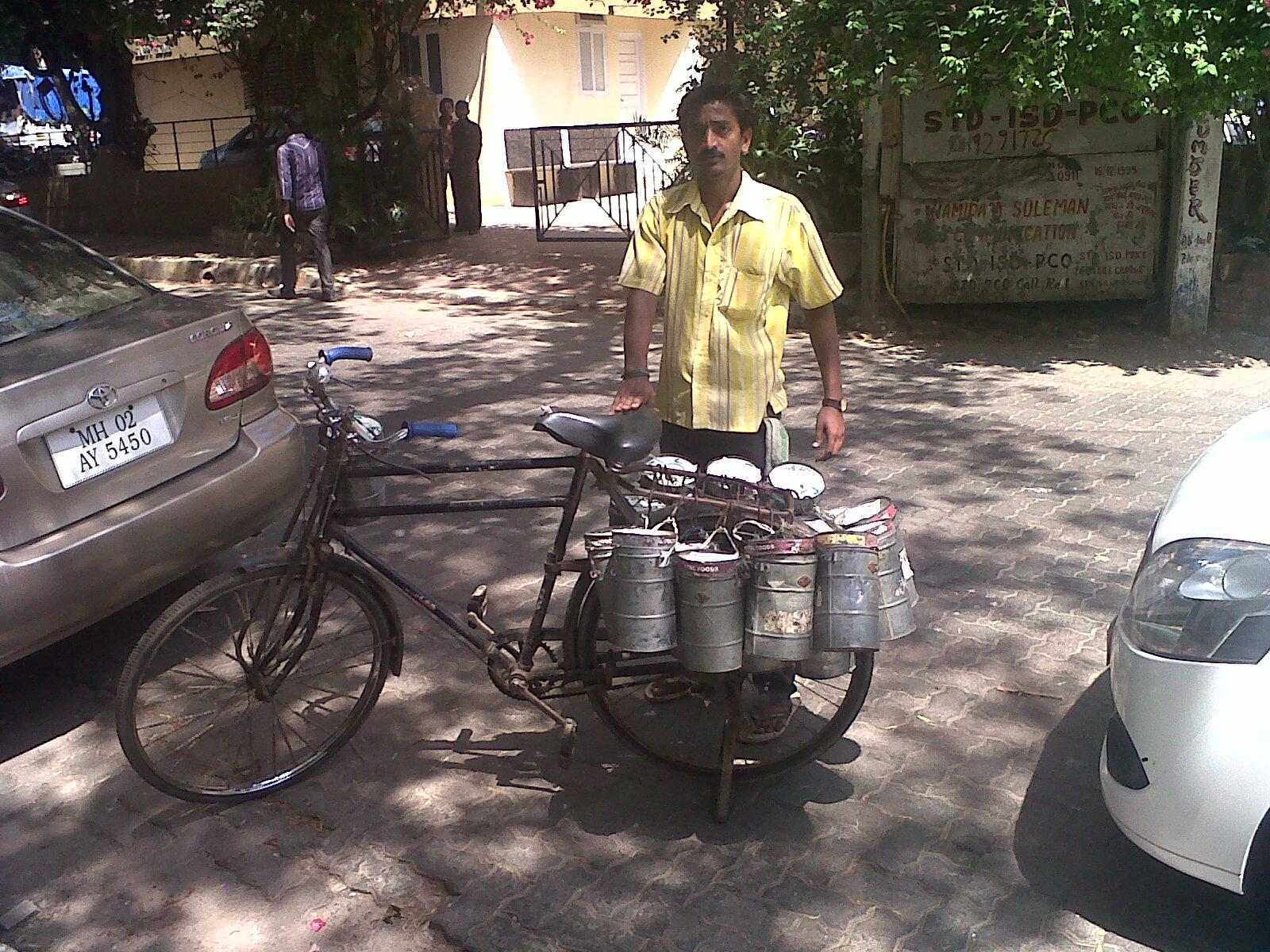 Dabbawalas of Mumbai