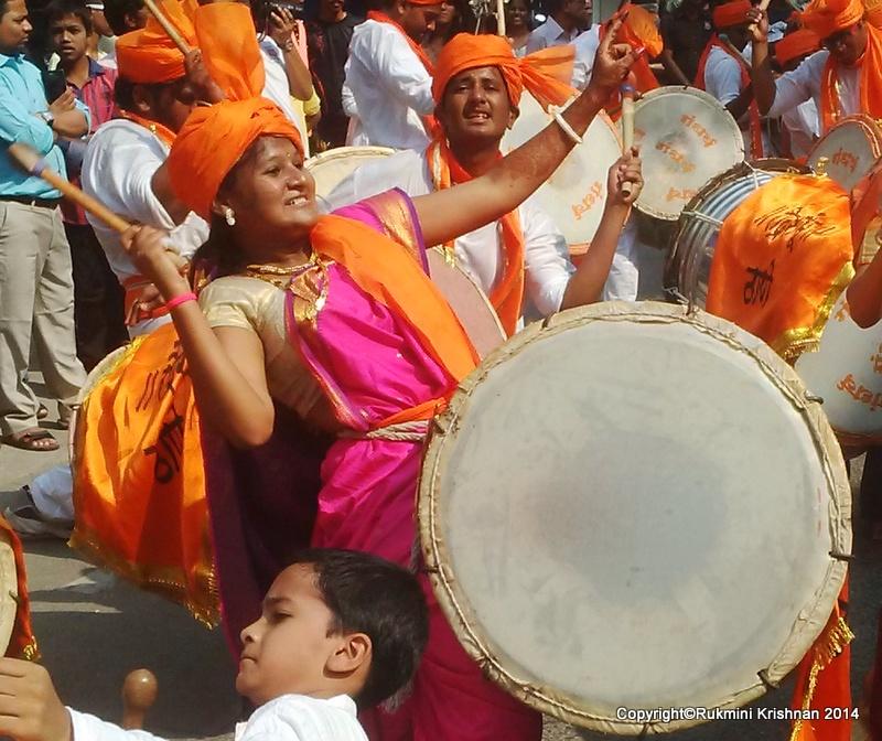 Documentary:  The Gudi Padva Carnival – India