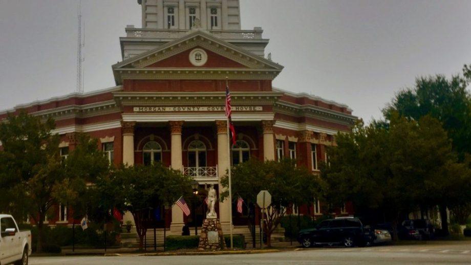 Morgan County Clerk Office i Madison