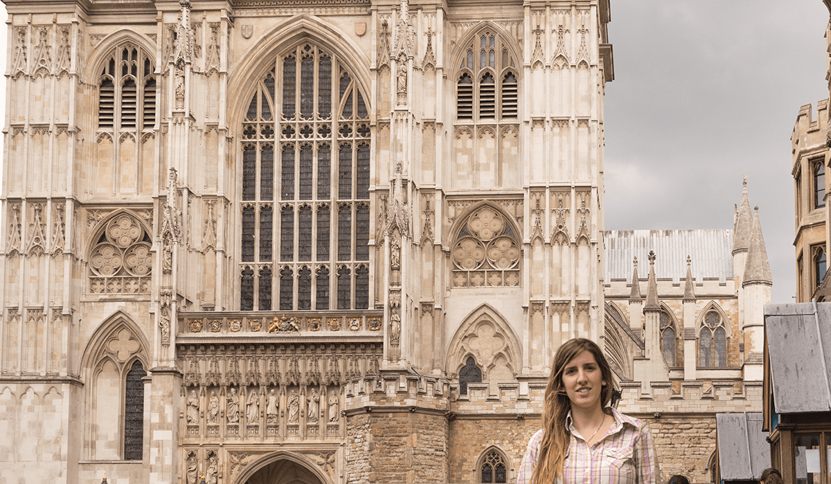 Westminster Abbey. London Guide by The Travel Book Co