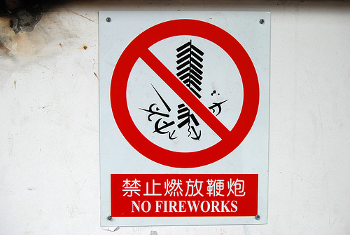 , Why are there Daily Fireworks in China?, The Travel Bug Bite