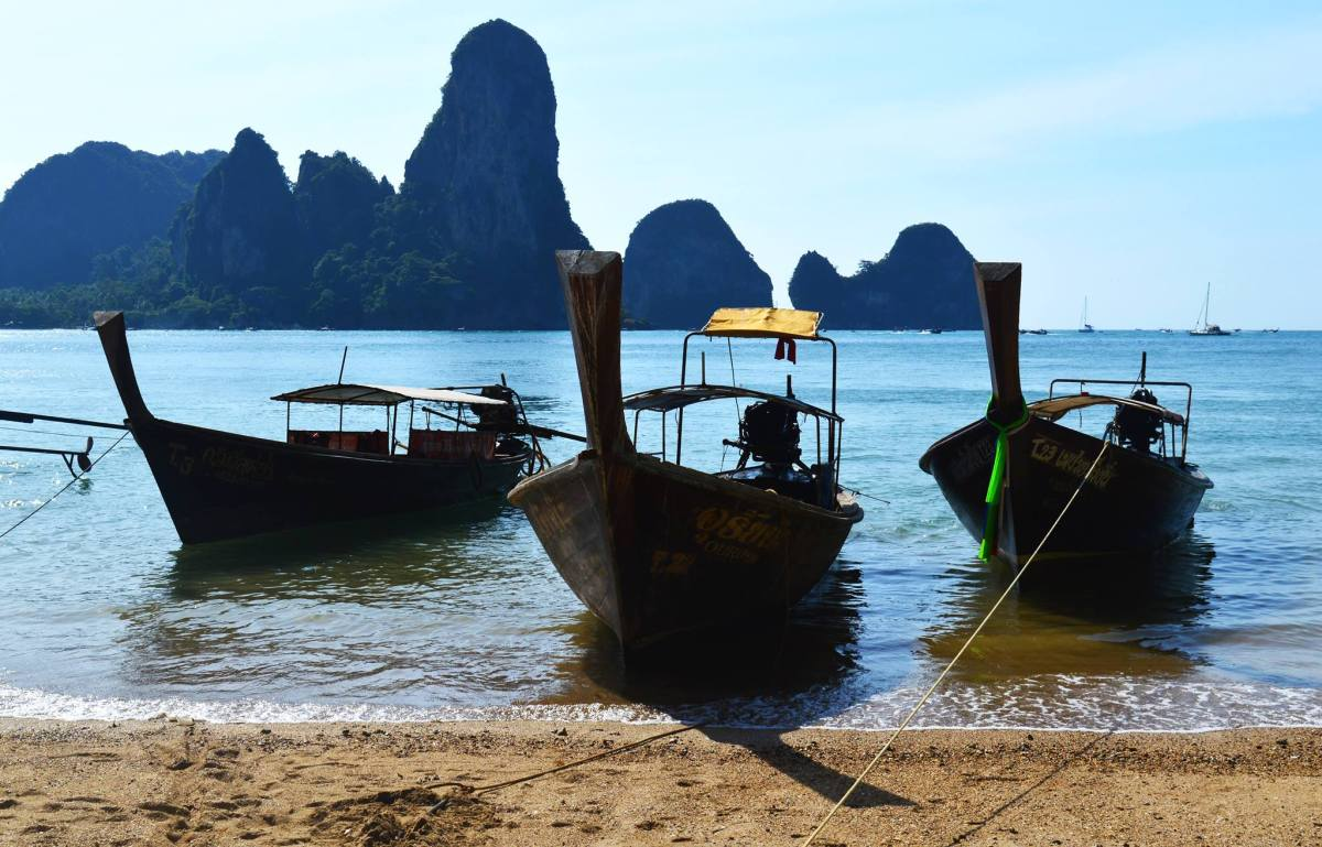 Tonsai Beach: The Best Beach in Thailand