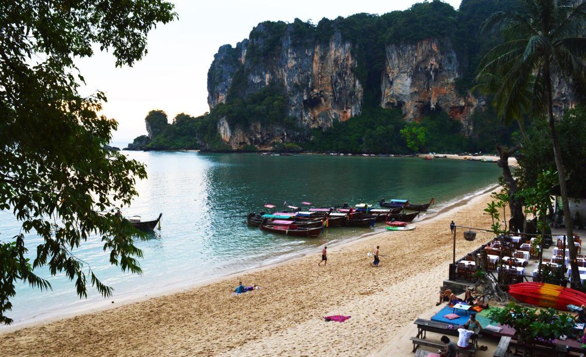, Tonsai Beach: The Best Beach in Thailand, The Travel Bug Bite