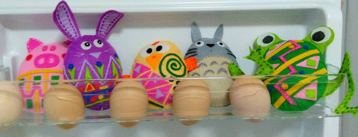 Don't Fear Un-refrigerated Eggs!
