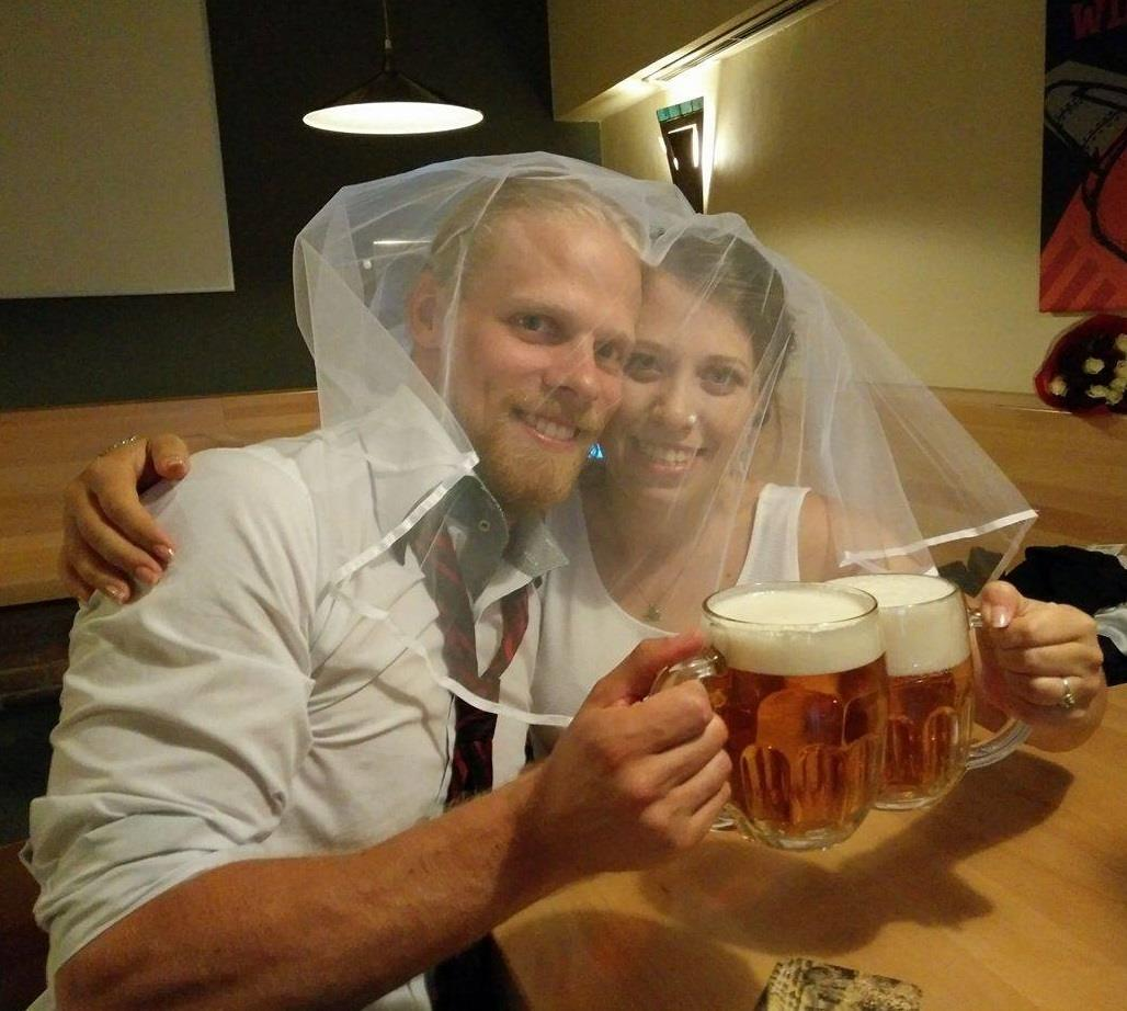Celebrating One Year of Marriage in China