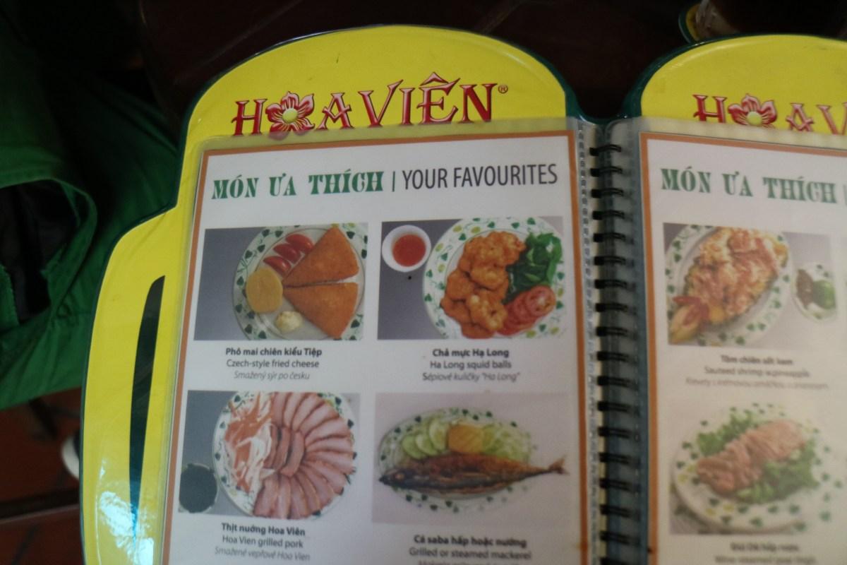 Czech Beer & Food in Vietnam: Hao Vien Brauhaus