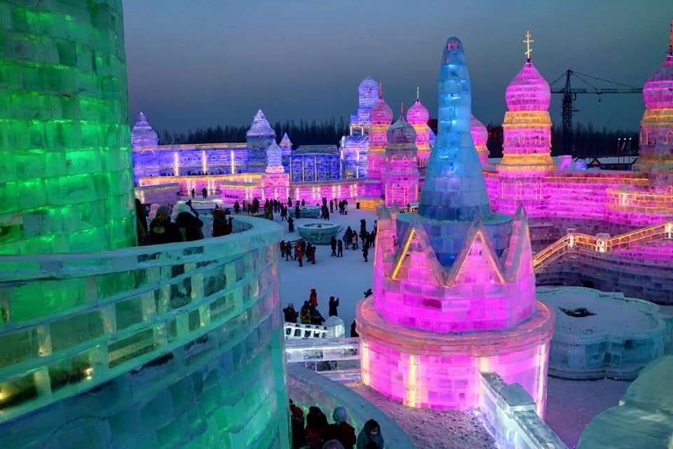 , 20 Best Photos of Harbin's Snow & Ice Festival 2018, The Travel Bug Bite