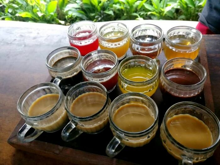 How to Get Free Coffee in Bali, Indonesia