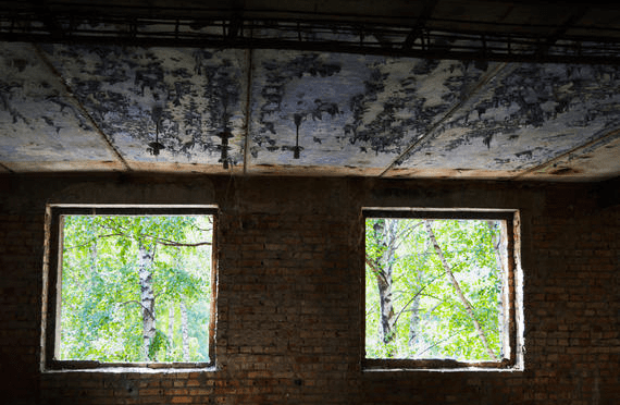 Abandoned Factory Used as Azov Base May Fall Into the Wrong Hands