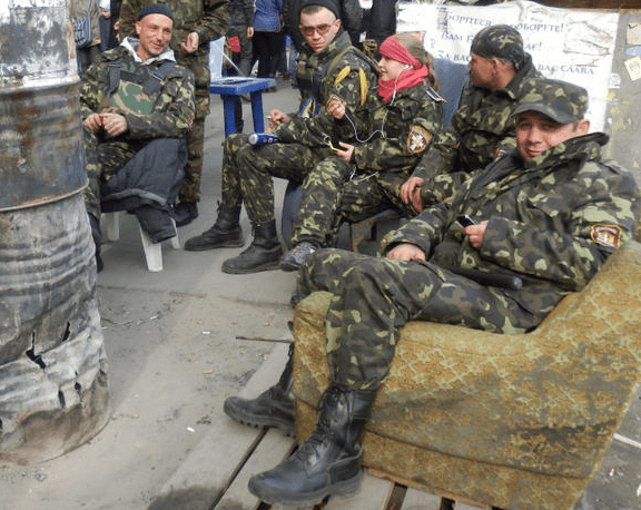 Women at Maidan – War in Ukraine