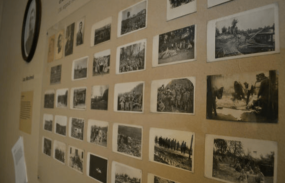 , 100th Anniversary of WWI – DOX Front Line Exhibition, The Travel Bug Bite