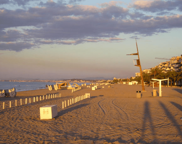 Charmingly Calm Calafell, Travel Spain
