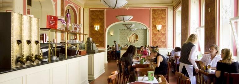 12 PRAGUE CAFÉS OFFERING MORE THAN JUST GOOD COFFEE