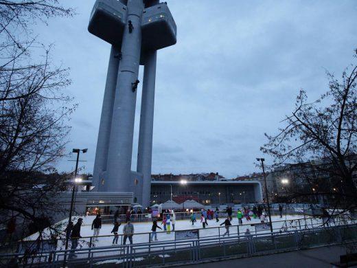 Ice Skating Rinks in Prague