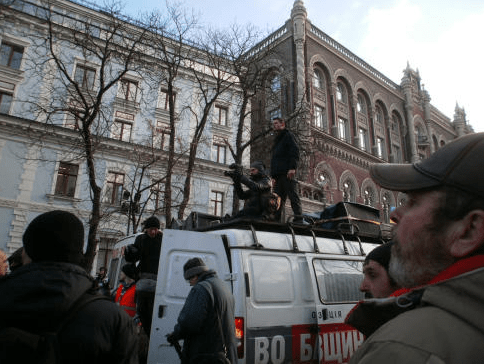 , February 18th Photos – War in Ukraine, The Travel Bug Bite
