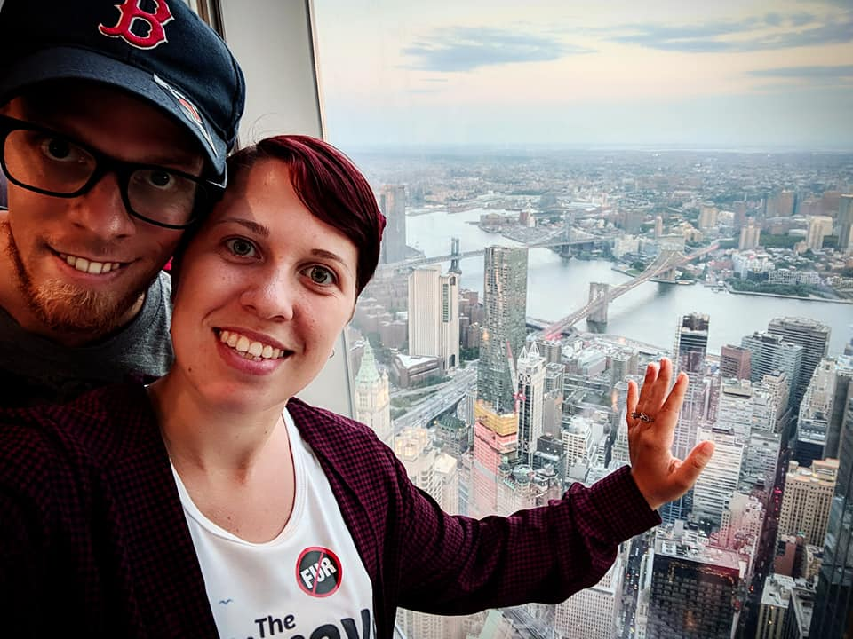 , The Best View of New York City: One World Trade Center, The Travel Bug Bite
